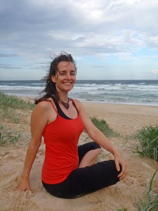 Yoga classes in Jersey - Julie Kent